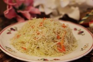 Mihoen Goreng (gebakken mihoen)